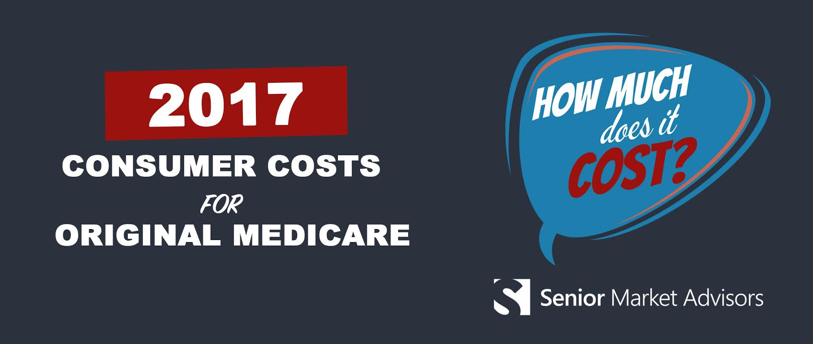 Consumer Costs For Original Medicare In 2017 | Senior Market Advisors