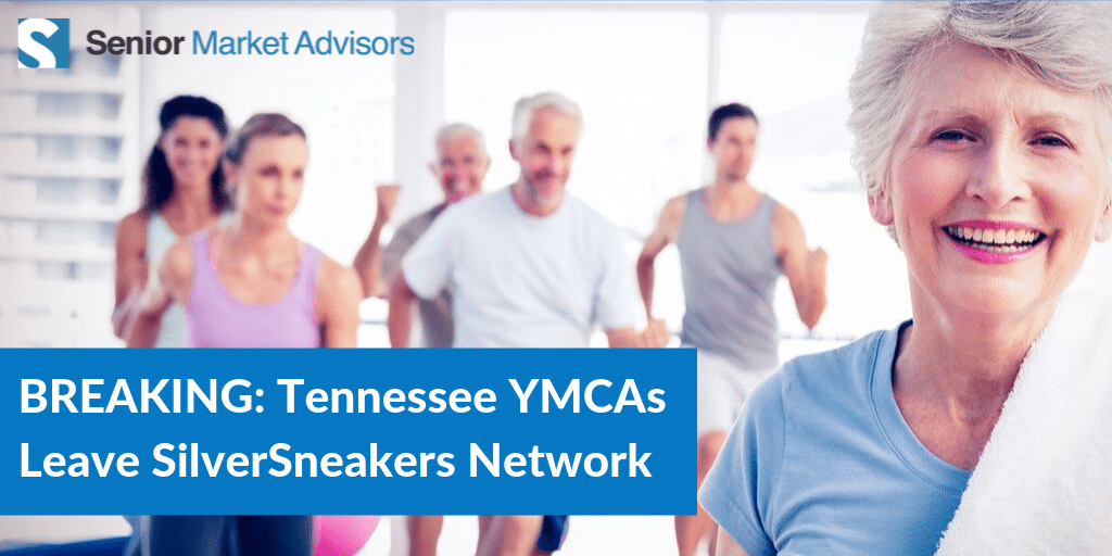 Tennessee YMCA SilverSneakers Sales